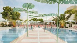 The Good Time Hotel: Ένα «κινηματογραφικό» ξενοδοχείο στο Μαϊάμι από τον Φαρέλ Γουίλιαμς (pics)