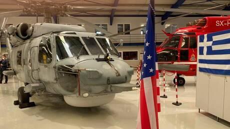 Πολεμικό Ναυτικό: Παραδόθηκε το πρώτο αναβαθμισμένο ελικόπτερο Aegean Hawk S-70