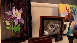 Κολοράντο: Στάχτες από πυρκαγιά γίνονται… τέχνη