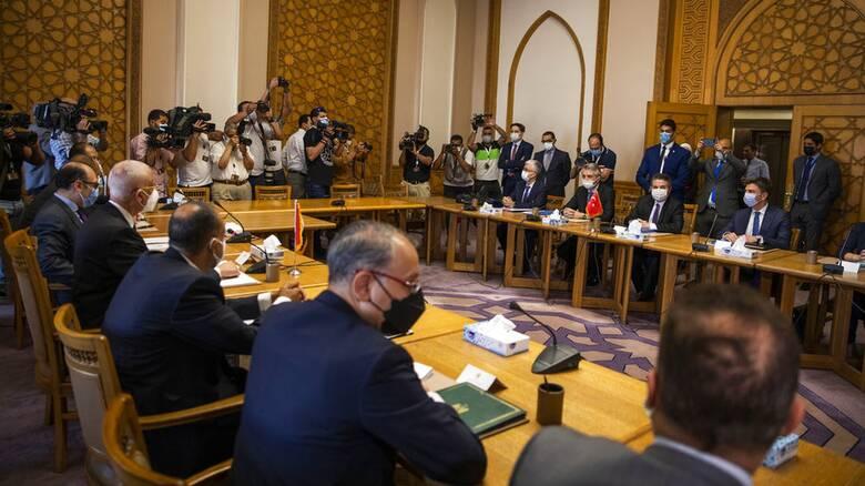 Λιβύη και Ανατολική Μεσόγειος στις πρώτες διερευνητικές Τουρκίας - Αιγύπτου σε οκτώ χρόνια