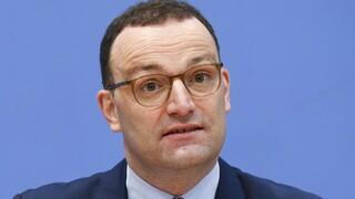 Γερμανός υπουργός Υγείας: Το τρίτο κύμα της πανδημίας φαίνεται να έχει ανακοπεί