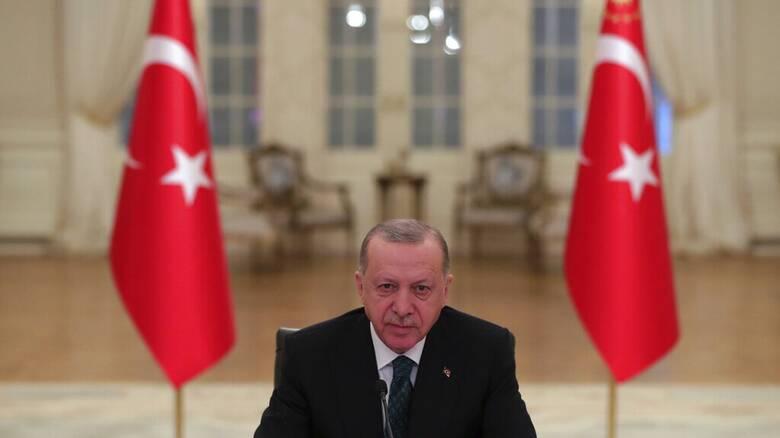 «Θλίβεται» ο Ερντογάν για τις καλές σχέσεις Ελλάδας - Αιγύπτου