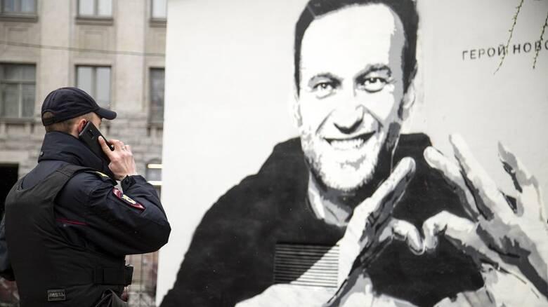 Διεθνής Αμνηστία: «Κρατούμενος συνείδησης» ξανά ο Αλεξέι Ναβάλνι