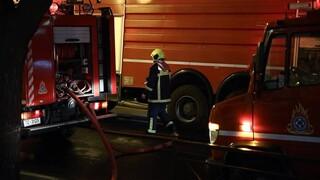 Μεσολόγγι: Στις φλόγες τυλίχθηκαν τρία σπίτια στην περιοχή Σταμνά