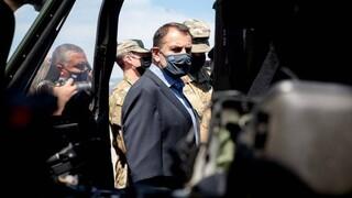 Παναγιωτόπουλος: Στρατηγική η σημασία του λιμένα Αλεξανδρούπολης - Άψογη η συνεργασία με ΗΠΑ