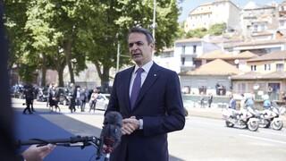 Σύνοδος Κορυφής: Ο Μητσοτάκης «σέρβιρε» το πράσινο πιστοποιητικό και στο δείπνο των «27»