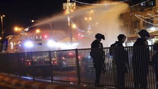 Ιερουσαλήμ: 180 τραυματίες σε συγκρούσεις ισραηλινής αστυνομίας – Παλαιστινίων