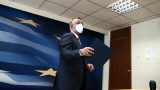 Σταϊκούρας: Δεν προβλέπεται Επιστρεπτέα 8, ενδεχόμενο για μειωμένα ενοίκια τον Ιούνιο