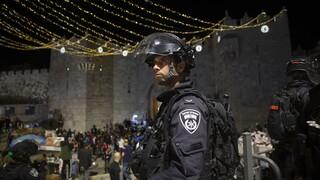 Η ΕΕ ζητά κατεπείγουσα δράση από το Ισραήλ για την αποκλιμάκωση της κατάστασης στην Ιερουσαλήμ