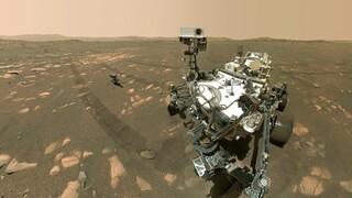 Διάστημα: Την πέμπτη του πτήση στον πλανήτη  Άρη πραγματοποίησε το «Ingenuity»
