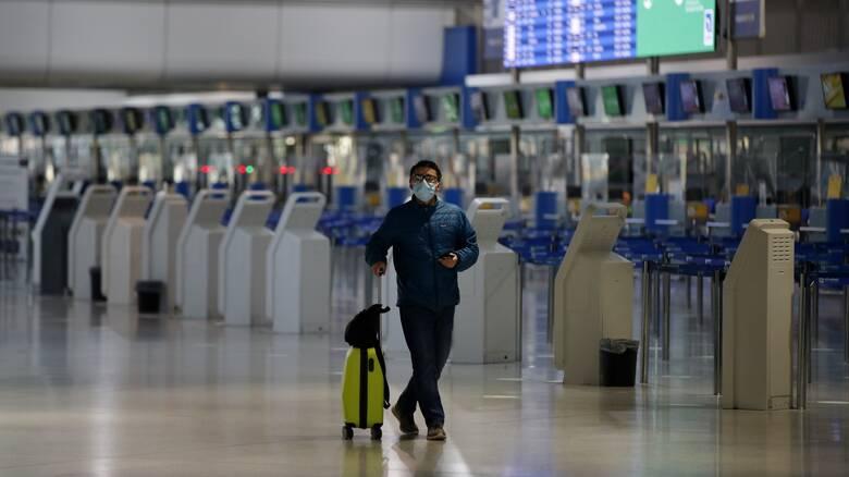 Κορωνοϊός: Παρατείνονται έως τις 14 Μαΐου οι περιορισμοί στις πτήσεις εσωτερικού