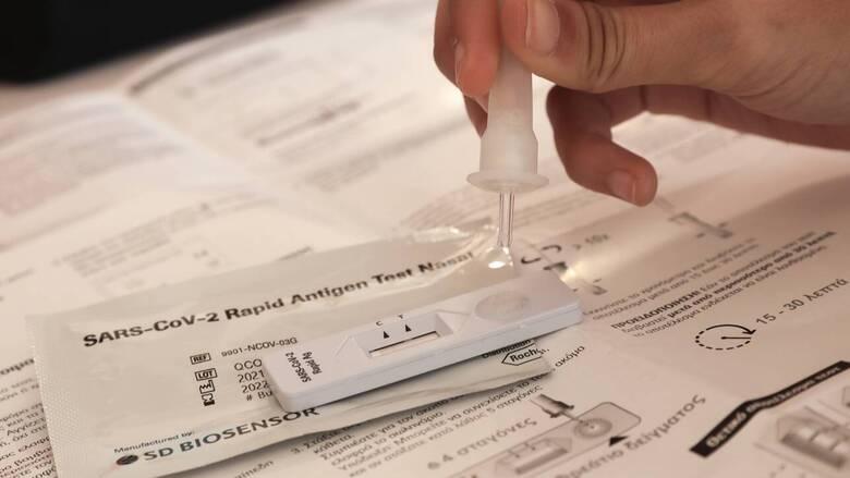 Self test: Πώς θα γίνεται η διάθεσή τους στα φαρμακεία από τη Δευτέρα
