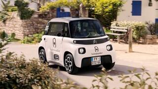 Αυτοκίνητο: Tο Citroen Mon Ami Cargo είναι το πιο μικρό ηλεκτρικό επαγγελματικό