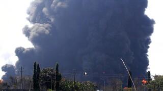 Συρία: Πυρκαγιά στο κεντρικό διυλιστήριο της Χομς
