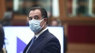 Κορωνοϊός - Γεωργιάδης: Συμφωνώ με το να έχουν περισσότερα δικαιώματα οι εμβολιασμένοι