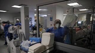 Κορωνοϊός - Γιαννάκος: Ζορίζεται το νοσοκομείο Μεσολογγίου λόγω πολλών κρουσμάτων
