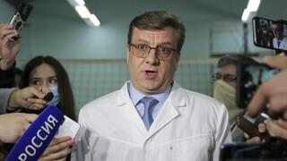 Ναβάλνι: Βρέθηκε ζωντανός ο «εξαφανισμένος» γιατρός που είχε αναλάβει τη θεραπεία του