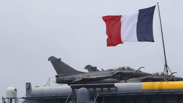 Κύπρος: Κατέπλευσε στο λιμάνι της Λεμεσού το γαλλικό αερoπλανοφόρο «Charles de Gaulle»