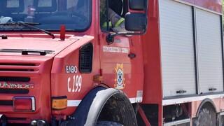 Συναγερμός στην Πυροσβεστική: Φωτιά στην Αγία Μαρίνα Κορωπίου