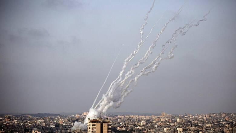 Ανάφλεξη στη Μ.Ανατολή: Νεκροί σε ισραηλινές επιδρομές στη Γάζα - Σειρήνες στην Ιερουσαλήμ