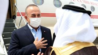 Πρώτη επίσκεψη Τσαβούσογλου στη Σαουδική Αραβία μετά τη δολοφονία Κασόγκι
