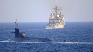 Αμερικανικά πυρά κατά ιρανικών σκαφών στα Στενά του Ορμούζ