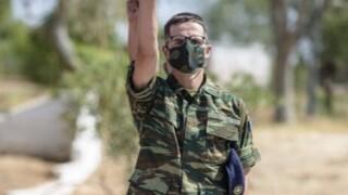 Απολύθηκε από το στρατό ο Κωνσταντίνος Μητσοτάκης