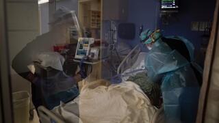 Κορωνοϊός: Νέο υπό δοκιμή φάρμακο μειώνει τον κίνδυνο διασωλήνωσης