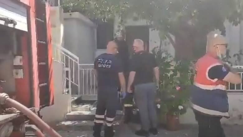 Πάτρα: Νεκρή γυναίκα μετά από φωτιά σε διαμέρισμα