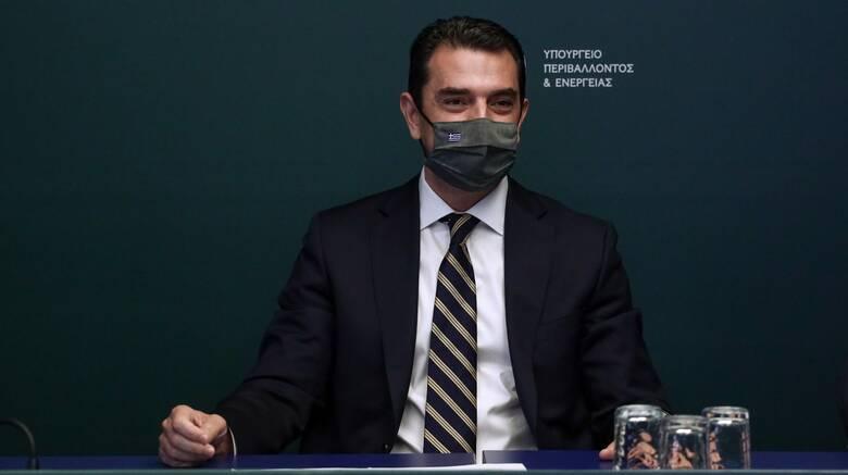 Σκρέκας: Η Ελλάδα εφαρμόζει ένα από τα πλέον φιλόδοξα σχέδια για την ενέργεια και το κλίμα στην ΕΕ