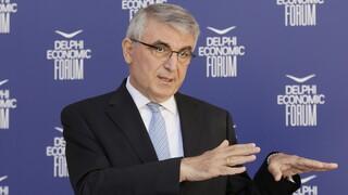 Οικονομικό Φόρουμ Δελφών - Τσακλόγλου: Χρειάζονται δομικές μεταρρυθμίσεις στο ασφαλιστικό