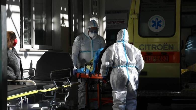 Κορωνοϊός: 3.197 κρούσματα, 732 διασωληνωμένοι και 52 θάνατοι