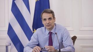 Μητσοτάκης: Η Ελλάδα εργάζεται με στόχο τη στενότερη ευρωπαϊκή συνεργασία
