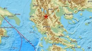 Σεισμός 4,8 Ρίχτερ στην Καστοριά - Αισθητός σε πολλές περιοχές