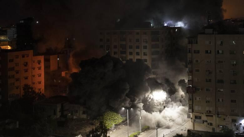 Νέα νύχτα τρόμου στη Μέση Ανατολή: Σε κατάσταση έκτακτης ανάγκης το Λοντ - Εκρήξεις και ρουκέτες