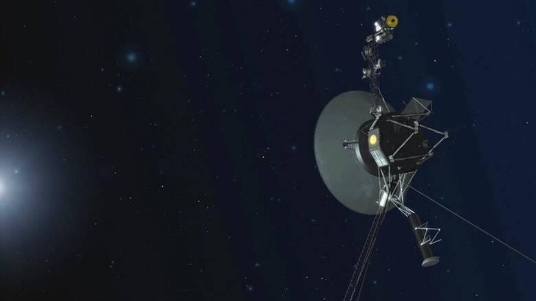 NASA: Το «Voyager 1» άκουσε για πρώτη φορά τον βόμβο του μεσοαστρικού διαστήματος