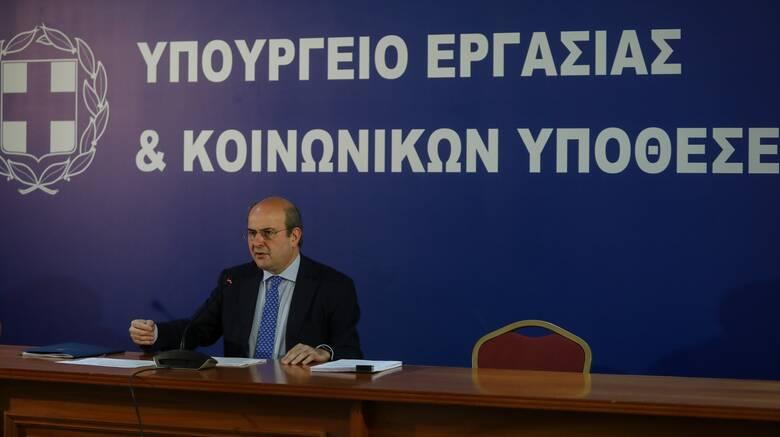Ο Χατζηδάκης παρουσίασε το νομοσχέδιο για τα εργασιακά - Έλεγχος του εργοδότη μέσω της ψηφιακής κάρτ