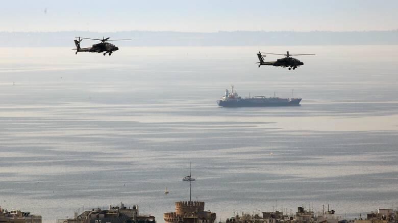 Συμφωνία Ελλάδας - Ισραήλ για τη συνέχεια της υποστήριξης ελικοπτέρων Στρατού και Ναυτικού