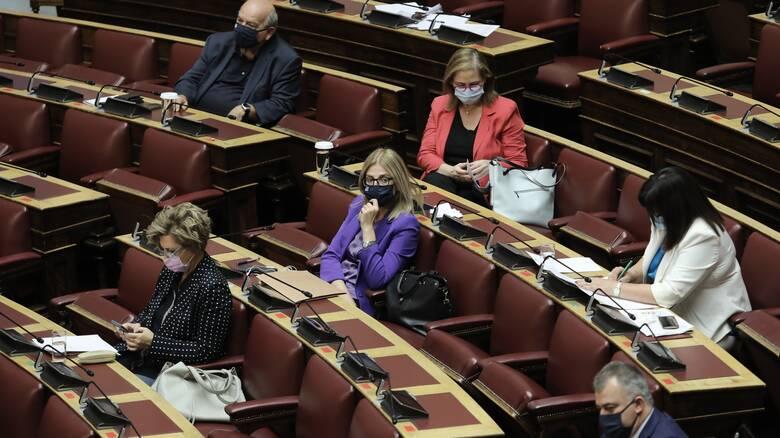 Βουλή: Επιστροφή του Κοινοβουλίου σε καθεστώς κανονικότητας ζητά ο ΣΥΡΙΖΑ