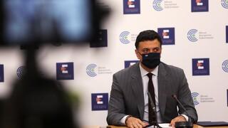 Κικίλιας για τη «Γαλάζια Ελευθερία»: Έως τα τέλη Ιουνίου ο εμβολιασμός των πολιτών στα νησιά