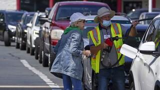 ΗΠΑ: Πανικός για λίγη βενζίνη μετά την κυβερνοεπίθεση στον κεντρικό αγωγό μεταφοράς καυσίμων