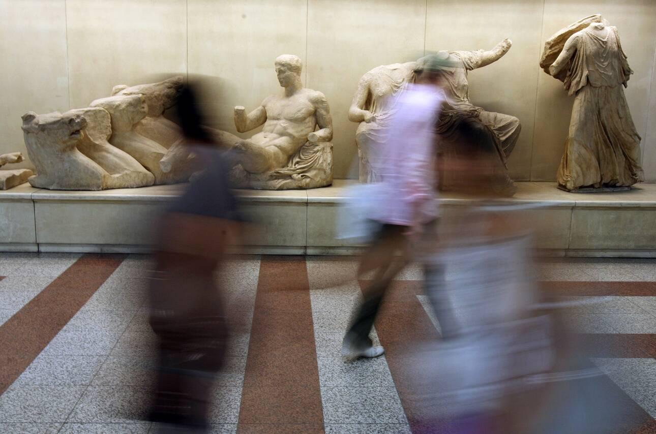 To Μουσείο της Ακρόπολης είναι έτοιμο να υποδεχτεί τους επισκέπτες του