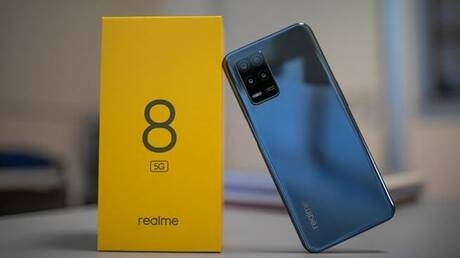 Realme 8 5G: μία προσιτή συσκευή υψηλών ταχυτήτων