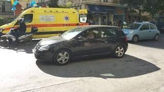 Θεσσαλονίκη: Μοτοσικλέτα παρέσυρε νεαρή