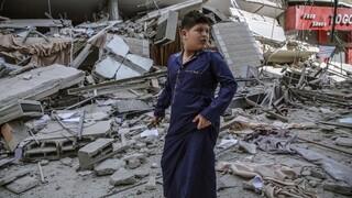Λωρίδα της Γάζας: Στους 83 οι Παλαιστίνιοι που σκοτώθηκαν από ισραηλινές επιδρομές