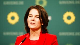 Γερμανία: Σταθερά μπροστά στις δημοσκοπήσεις οι Πράσινοι με την Αναλένα Μπέρμποκ