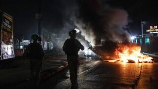 «Πόλεμος» σε δύο μέτωπα - Νετανιάχου: Η βία του όχλου στο Ισραήλ μεγαλύτερη απειλή από τη Γάζα