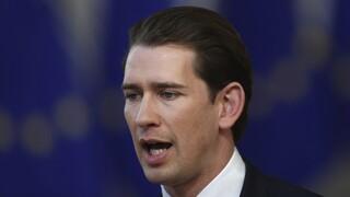 Αυστρία: Σε κλοιό αμφισβήτησης το πολιτικό μέλλον του Σεμπάστιαν Κουρτς