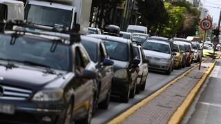 Mποτιλιάρισμα στους δρόμους της Αθήνας - Πού παρατηρούνται προβλήματα