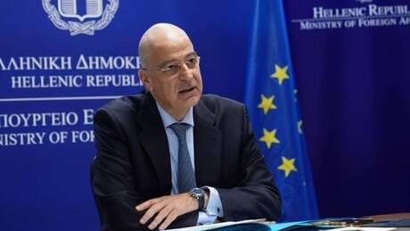 Μπαράζ διπλωματικών επαφών Δένδια για την ευρωπαϊκή προοπτική των Δυτικών Βαλκανίων